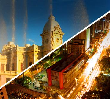 Belo Horizonte x São Paulo