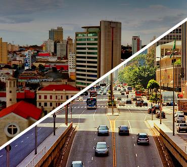Campinas x São Paulo