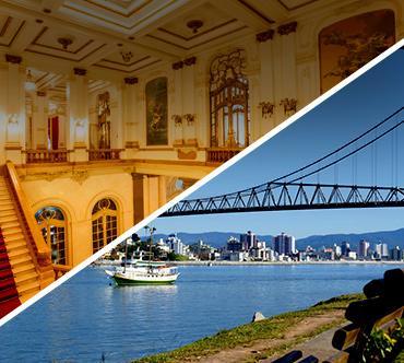 São Paulo x Florianópolis